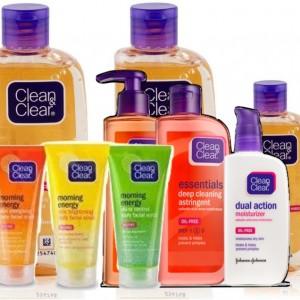 Clean / Clear