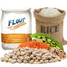 Pulses / Rice / Flour