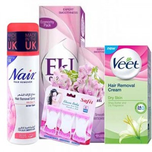 Hair Removers