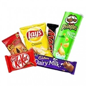 Chocolates / Snacks
