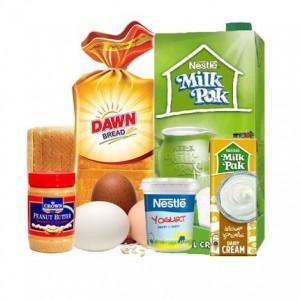 Bakery / Dairy