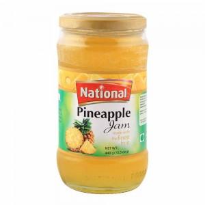 National Pineapple jam 440 Grams