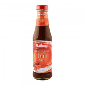 National Khatti Meethi Imli Sauce available now for home delivery