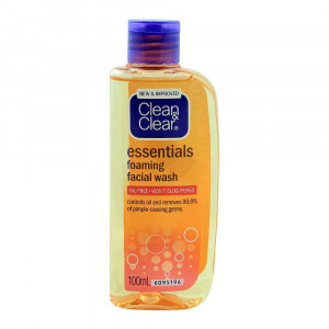 Clean & Clear Essentials Foaming Facial Wash