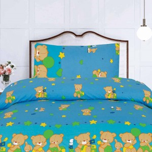 baby bear bed sheet