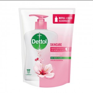 dettol skin care hand wash