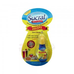 Sucral Sweetener Drops