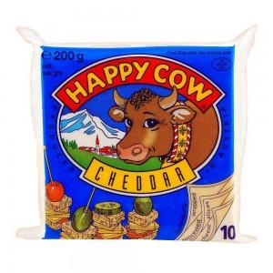 Happy Cow Cheddar Cheese
