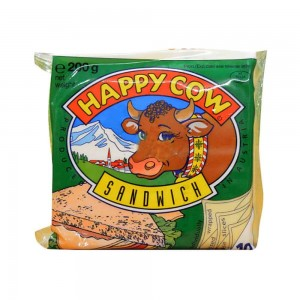 Happy Cow Sandwich Cheese