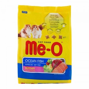 Me-O Ocean Fish Kitten Cat Food