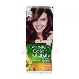 Garnier Hair Color Natural Golden Brown number 4.3