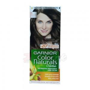 Garnier Hair Color Natural Light Brown number 5