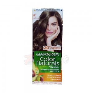 Garnier Hair Color Ashy Light Brown number 6.1