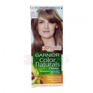 Garnier Hair Color Natural Ash Blond 7.1