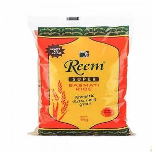 Reem super basmati rice