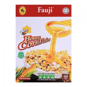 Fauji Honey Corn Flakes