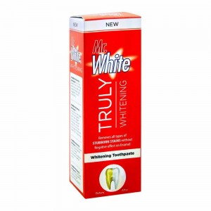 Mr.White Truly Whitening Toothpaste