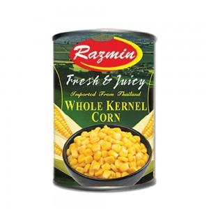 Razmin Fresh and Juicy Whole Kernel Corn