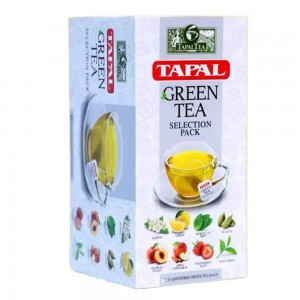 tapal green tea selection