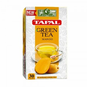 tapal green tea mango