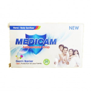 Medicam AntiBacterial Saop With Sanitizer