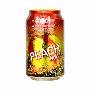 Murree Brewery's Peach Malt Can