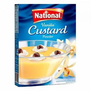 National Vanilla Custard Powder