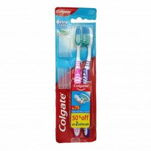 colgate twin pack brush