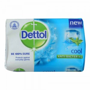 Dettol Cool Antibacterial Bar Soap