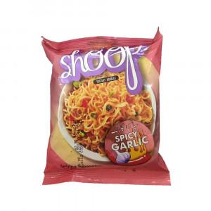 shoop spicy and garlic