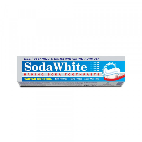 soda white tooth past